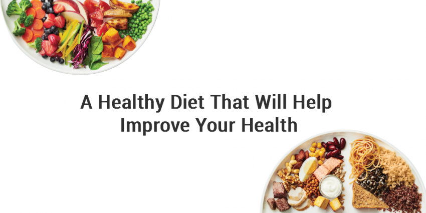 A Healthy Diet That Will Help Improve Your Health